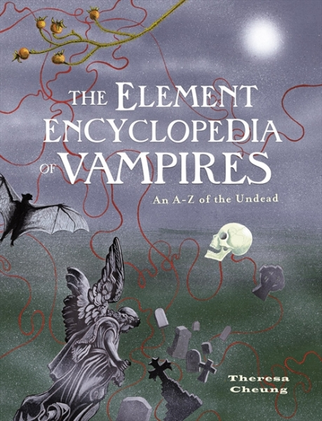 Book cover: The Element Encyclopedia of Vampires